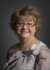 Photograph of Gaylynne Plysiuk