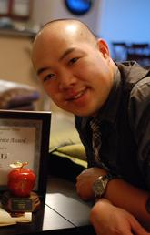 Aaron Li, clinical instructor, UCalgary Nursing