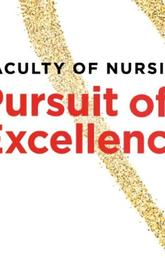 2021 Faculty of Nursing Pursuit of Excellence Awards