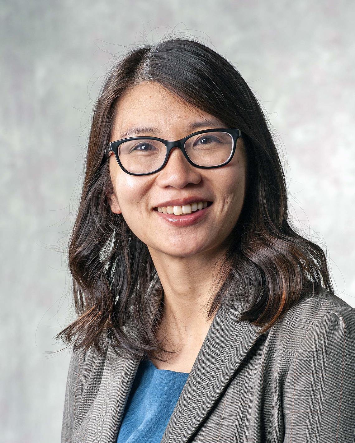 Stephanie Ng, director of development