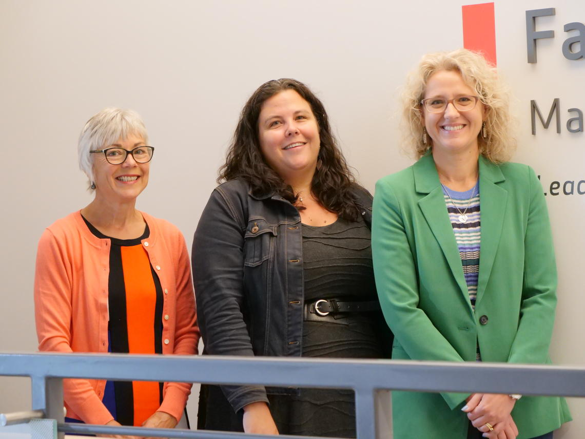 Leadership Course Instructors, UCalgary Nursing