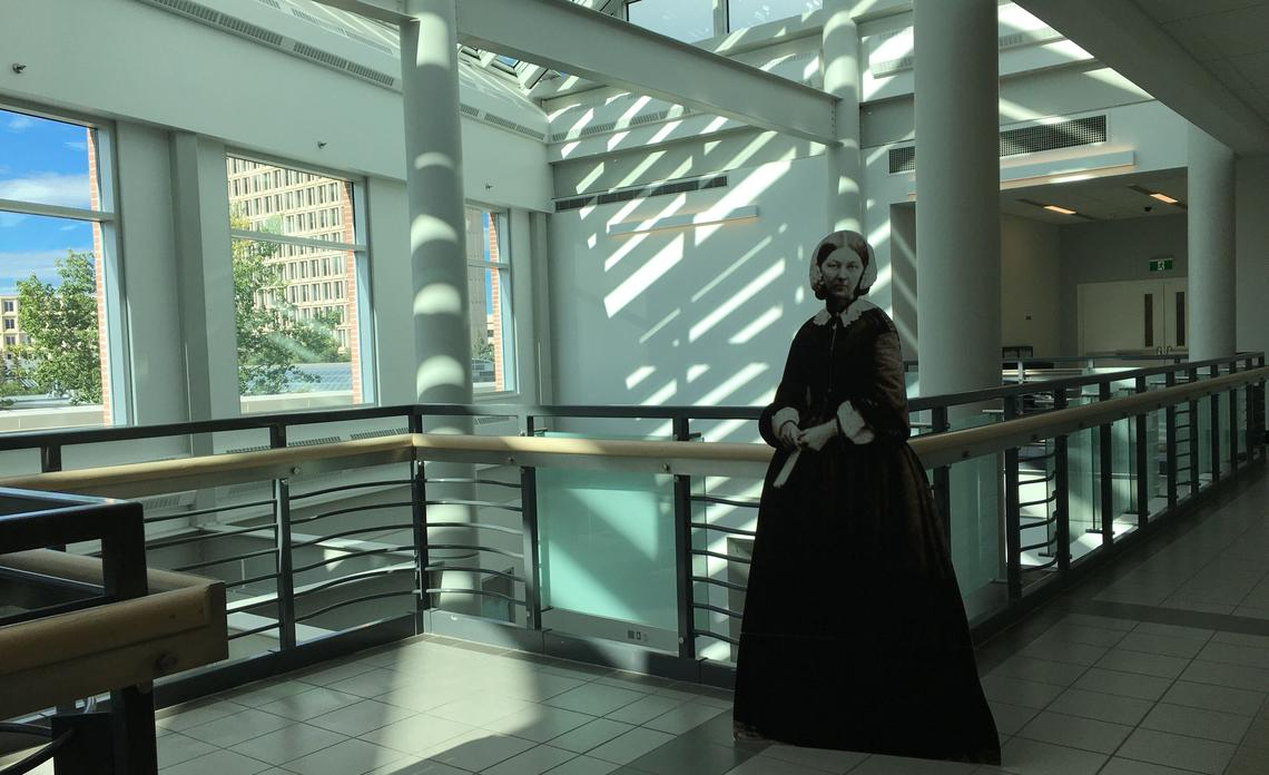Finding Florence: A First Look at the New UCalgary Nursing