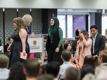 2019 Pinning Ceremony, UCalgary Nursing